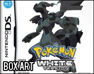 Pokemon Black and White Box Art