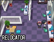 Pokemon Black and White Relocator