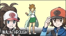 Pokemon Black and White Walkthrough